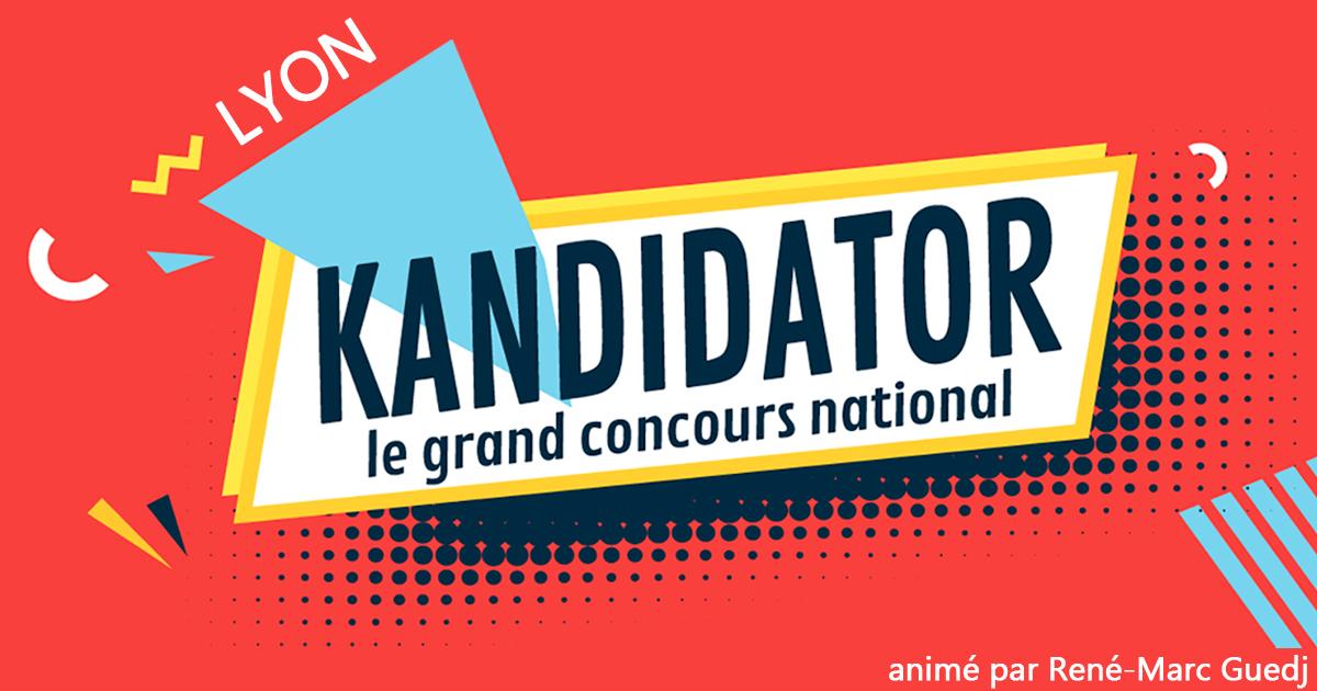 Scène Ouverte à Lyon, le 29 Septembre - Boui Boui Café Comique