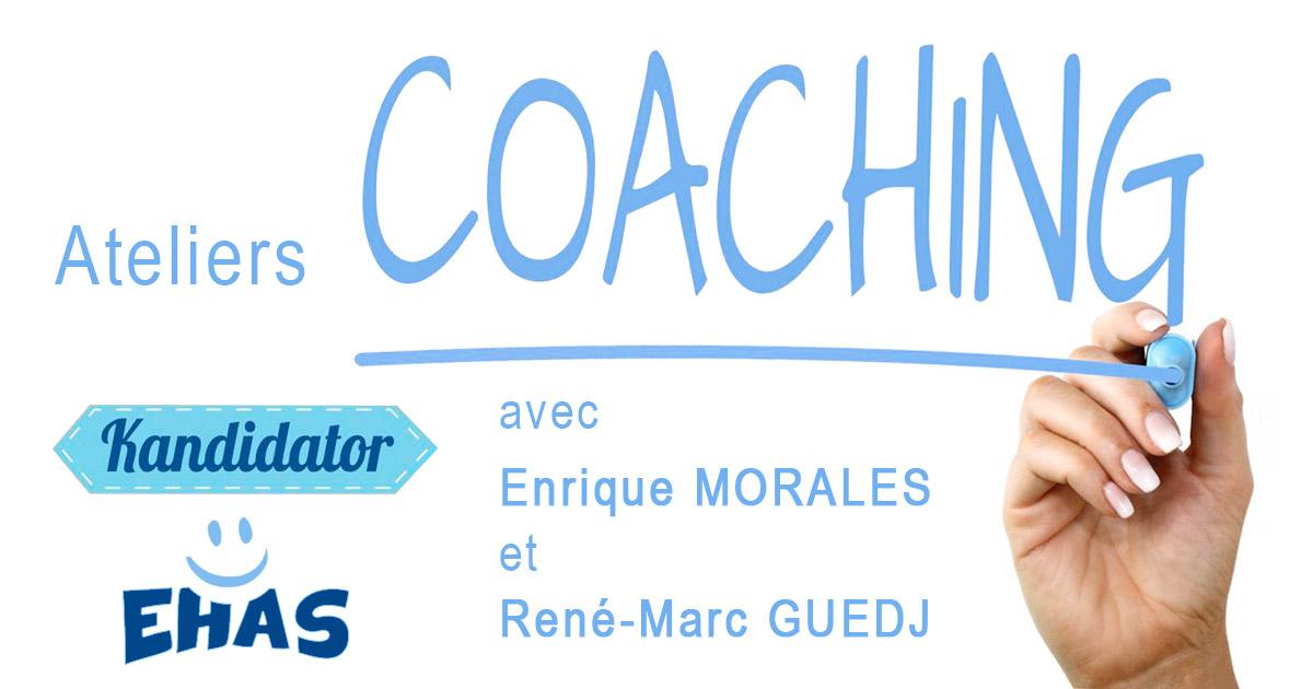 Coachings d'acteurs et actrices, le 8 Février - Salles Saint Roch