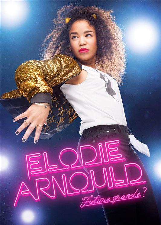 Elodie ARNOULD, le 16 Mai - Boui Boui Café Comique