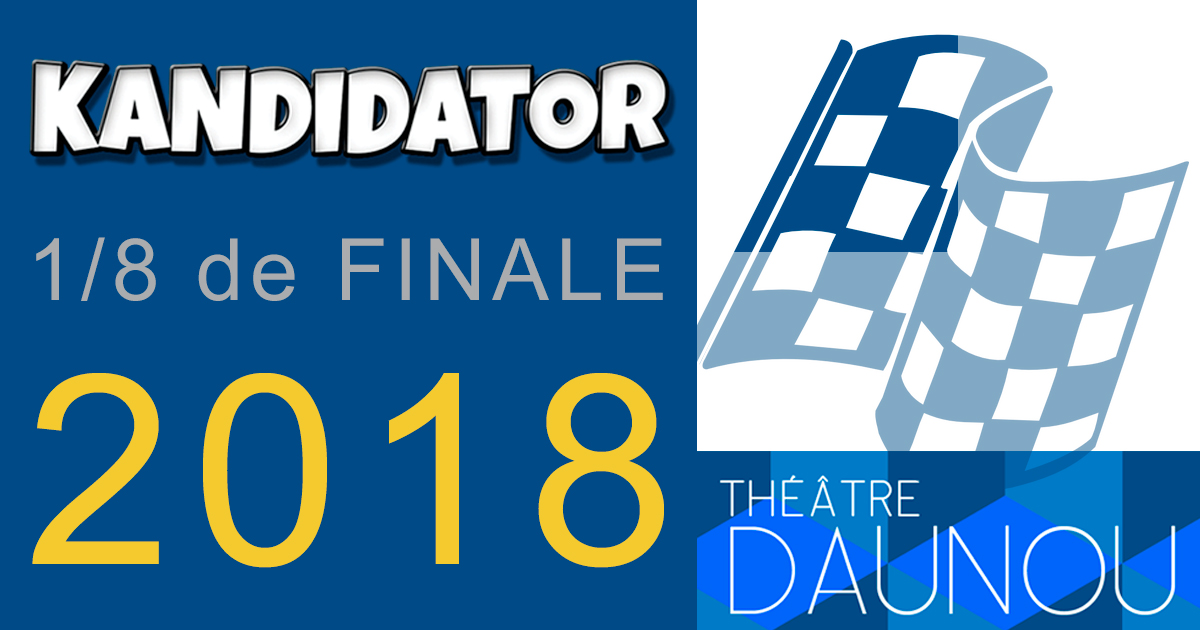 1/8ème de finale du Grand Concours National - Talents 2018 - Part (...), le 1er Octobre - Théâtre Daunou