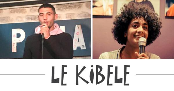TAHNEE et Moulay SIDKI, le 15 Janvier - Petit Théâtre du Kibélé