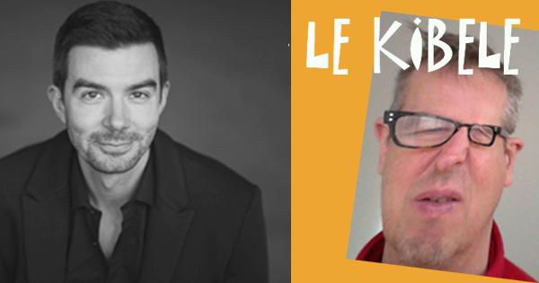 Etienne GUINOT et Olivier BOUDON, le 14 Mars - Petit Théâtre du Kibélé