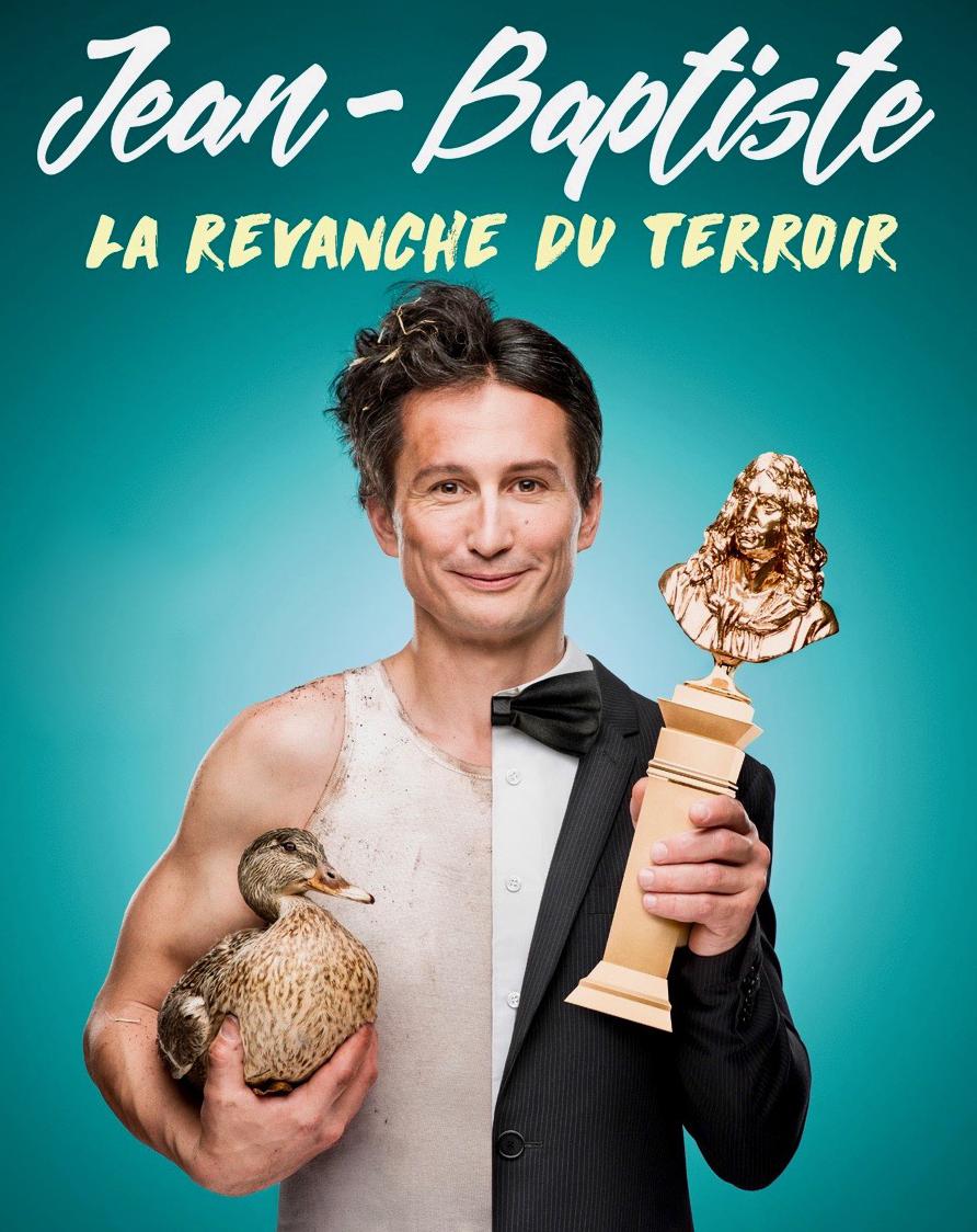 Jean-Baptiste, le 3 Mai - Boui Boui Café Comique