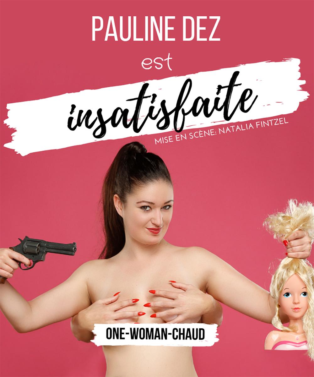 Pauline DEZ, le 7 Mai - Petit Théâtre du Kibélé