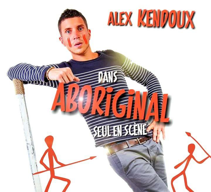 Alex KENDOUX, le 6 Juin - Théâtre des Blancs-Manteaux
