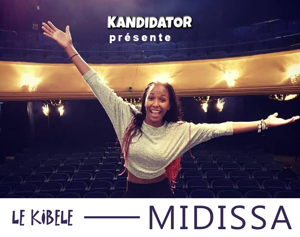 MIDISSA en exclu, le 14 Juin - Théâtre des Blancs-Manteaux
