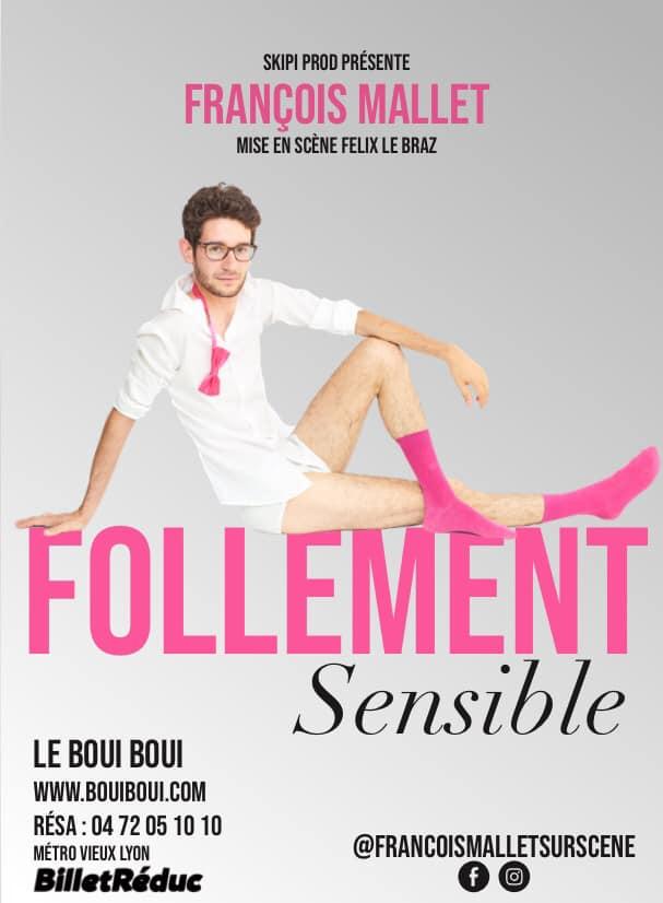 François MALLET, le 21 Octobre - Boui Boui Café Comique