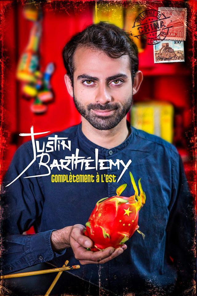 Justin BARTHELEMY, le 26 Septembre - Apollo Théâtre
