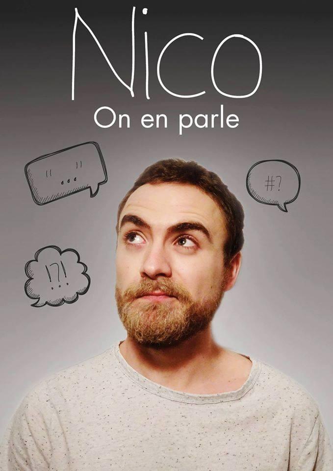 Nicolas du Verne, le 8 Septembre - Café-Théâtre Les Tontons Flingueurs